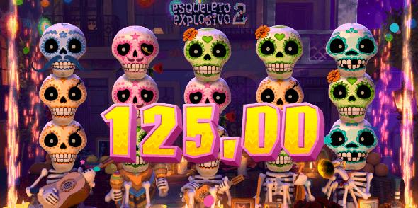Automat Esqueleto Explosivo 2